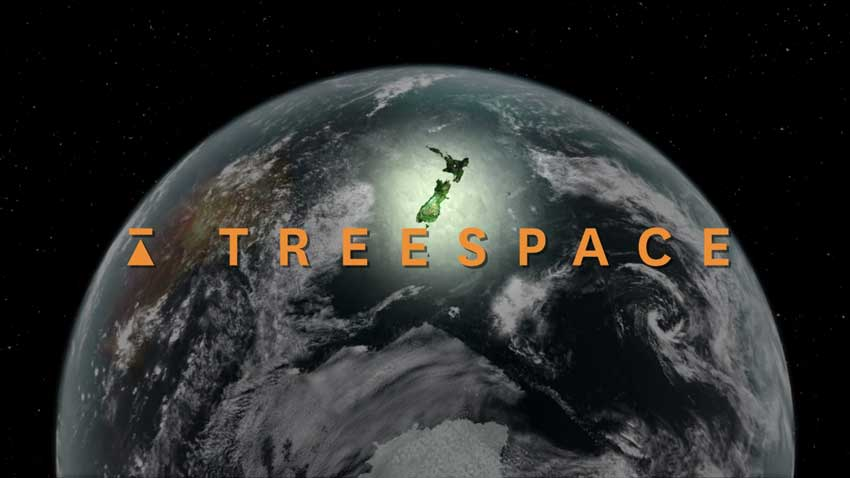 Treespace Visualization