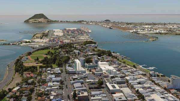 TAURANGA: a city of opportunity