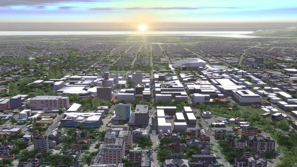 Arl urban development this has included the christchurch blueprint malvernweather Choice Image