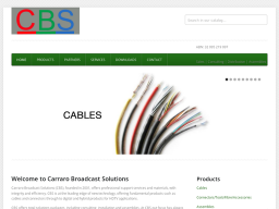 Carraro Broadcast Solutions